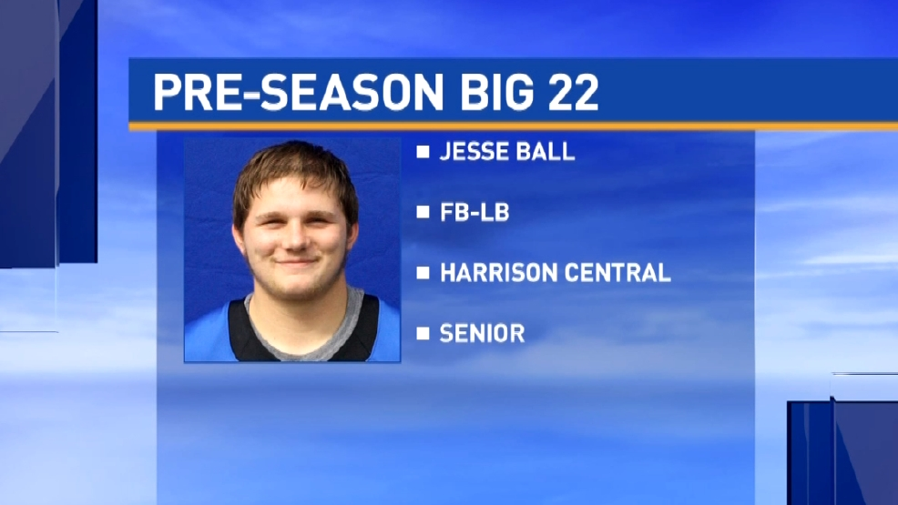 Big 22 Preview: Jesse Ball