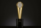 What's the College Football Championship Trophy Worth?