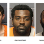 Virginia authorities: 3 men charged in police shooting