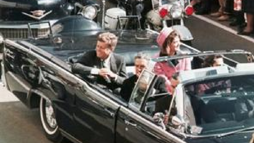 John F. Kennedy assassination timeline: The day the president was ...