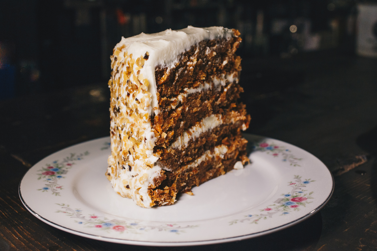 Big Sis Carrot Cake / Image: Catherine Viox // Published: 3.7.19