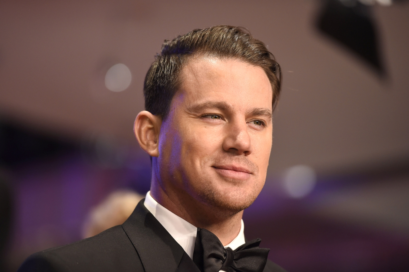 'Hail Caesar!' premiere at the 66th Berlin International Film Festival  Featuring: Channing Tatum Where: Berlin, Berlin, Germany When: 11 Feb 2016 Credit: Snapshot/Tobias Seeliger/Future Image/WENN.com  **Not available for publication in Germany, Poland, Russia, Hungary, Slovenia, Czech Republic, Serbia, Croatia, Slovakia**