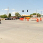 Construction project causing major delays for  drivers in Las Cruces