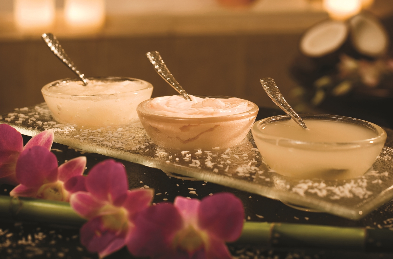 The Ritz Carlton Spa Tysons has a Fire & Ice organic facial that restores skin after exposure to sun -- perfect for an end of summer treat to yourself. (Image: Courtesy Ritz-Carlton, Tysons)