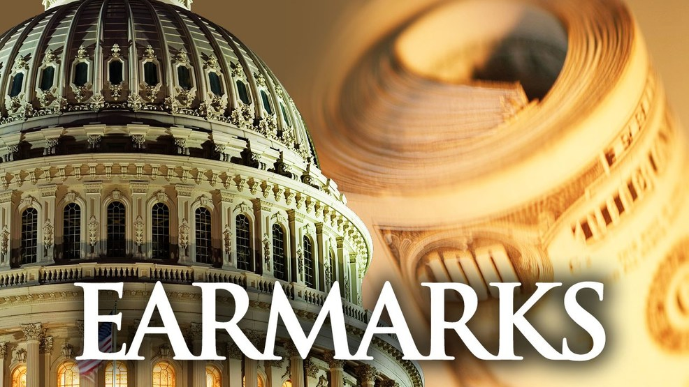 """congressional earmarks When members of congress defend earmarks with """"power of the purse"""" rhetoric, don't fall for it congressional earmarks threaten."""