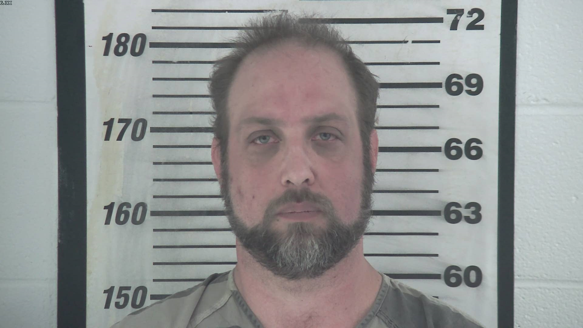 John Allender is accused of murdering his estranged wife, Cheryl (Campbell Co. Jail)
