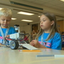 Kids take on curiosity camps at RMSC