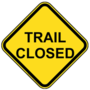 Palo Duro State Park Trail System closed