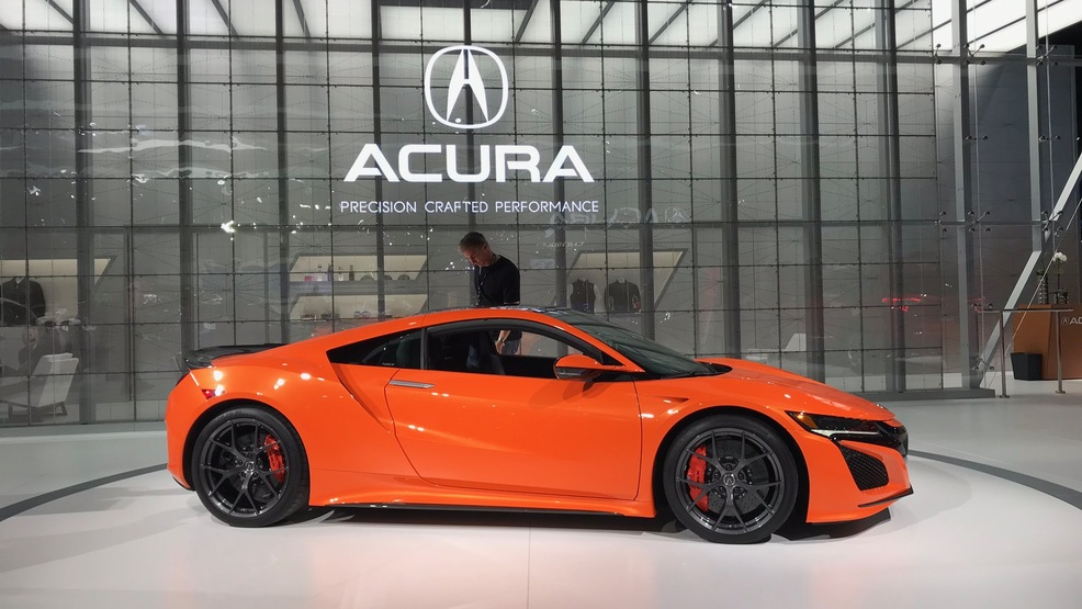 PHOTO GALLERY: Cool Cars at the 2018 Los Angeles Auto Show