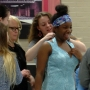 Annual Demon Dress Drive helps young girls prom dreams come true