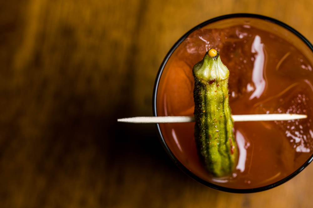 <p>The Boomtown Bloody: Spicy tomato or sweet carrot, Russian Standard vodka, Dickel rye, or El Jimador tequila{&amp;nbsp;}/ Image: Amy Elisabeth Spasoff // Published: 4.2.18<br></p>