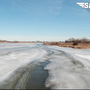 Ice jams on Nebraska rivers cause concerns of flooding among NEMA