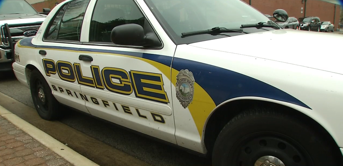 String of crimes targets Springfield neighborhood