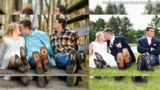 """Heartbroken"" best man takes the spotlight in viral wedding photos"
