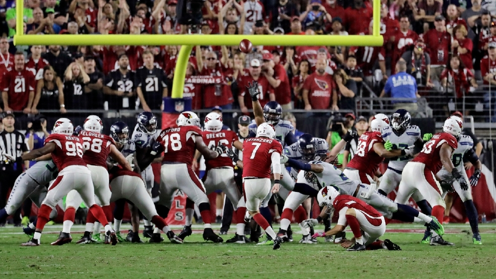 99.6% chance Cardinals win? Kickers prove meteorologists' challenge in predicting future