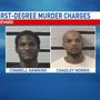 Police charge 2 men with murder in Brevard stabbing
