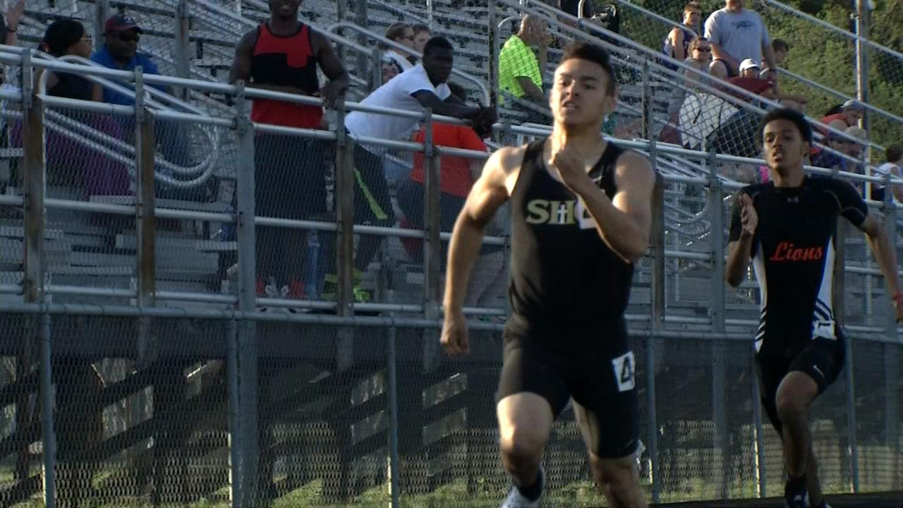 Lanphier Wins 2A Boys Track Sectional, Lions Headed To State