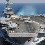 George H.W. Bush carrier group deploys