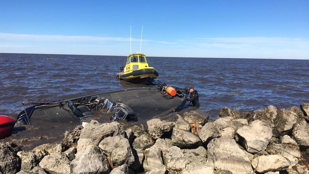 1 angler rescued from Lake Okeechobee search continues for co