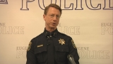 Police chief: 'Eugene has a culture of engaging in public discourse'