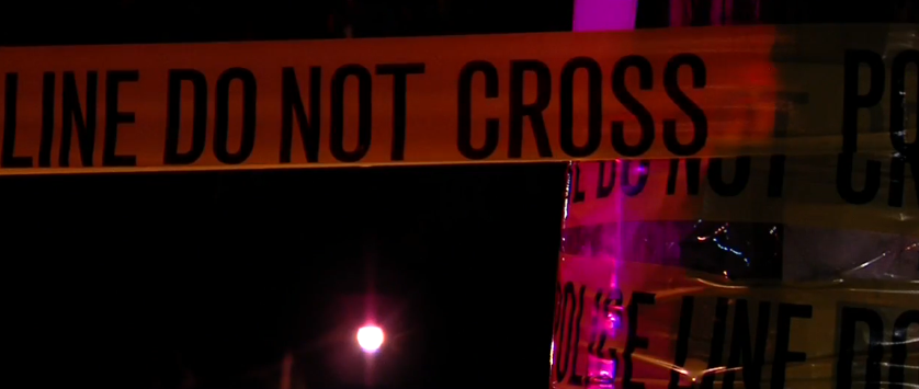 A bicyclist was hit by a vehicle in South Salt Lake. (Photo: Kyle Short / KUTV)