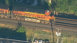 Man struck, killed by BNSF freight train in Kent