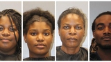 Hopkins mother, 3 children charged in the shooting death of Amon Rice deputies say