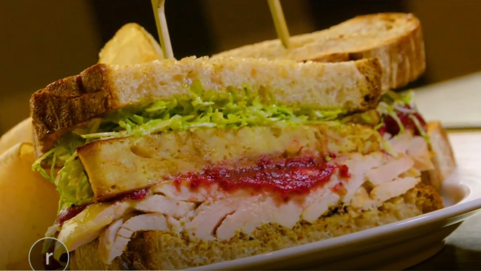 "Thanksgiving might be over, but can we make a suggestion for next year?{&nbsp;}<a  href=""http://seattlerefined.com/eat-drink/rider-thanksgiving-sandwich"" target=""_blank"" title=""http://seattlerefined.com/eat-drink/rider-thanksgiving-sandwich"">Definitely go to Rider for their Thanksgiving sandwich</a>. It's a twist on the classic post-Thanksgiving turkey sandwich. (Image: Seattle Refined)"