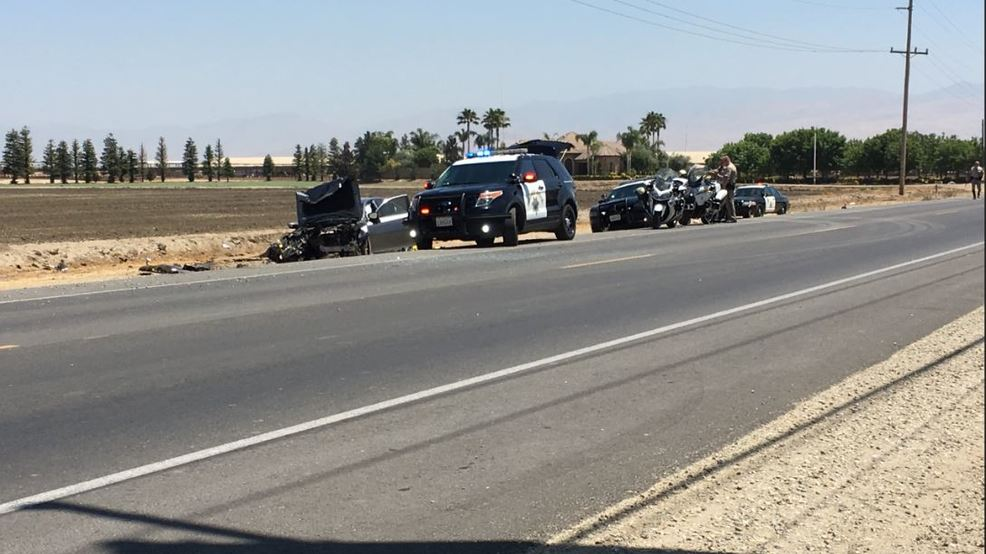 Kern County coroner's office identifies people killed in collision