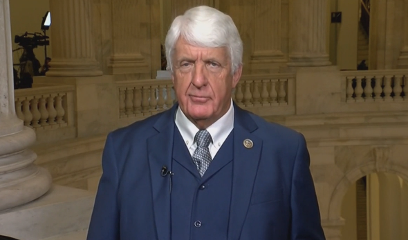 Live: Rep. Rob Bishop speaks with KUTV's Heidi Hatch (Photo: KUTV){&amp;nbsp;}<p></p>