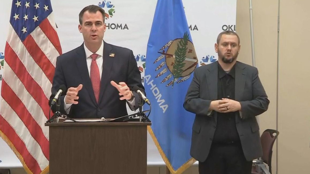 Gov. Kevin Stitt to temporarily stop state paid out-of-state-travel to slow coronavirus