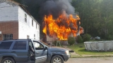 Fire destroys home, displaces 7 in Gladstone