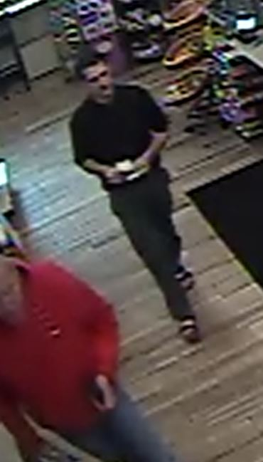 Sparks police ask for help to find suspected purse snatcher. (Courtesy: Sparks Police Department)