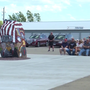 Ray Sorenson dedicates 60th Freedom Rock to the small town of Kingsley