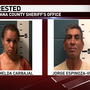 Dona Ana man and girlfriend accused of molesting young girl under their care