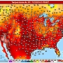 Washington the only refuge from national heat wave