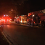 Crews respond to house fire on Westchester Boulevard