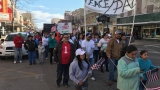 Marchers take the streets of Grand Island in support of immigration rights
