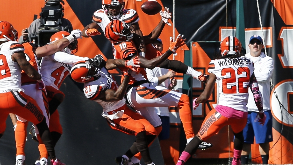 Chad Johnson Calls A J Green Bengals Greatest Receiver Of