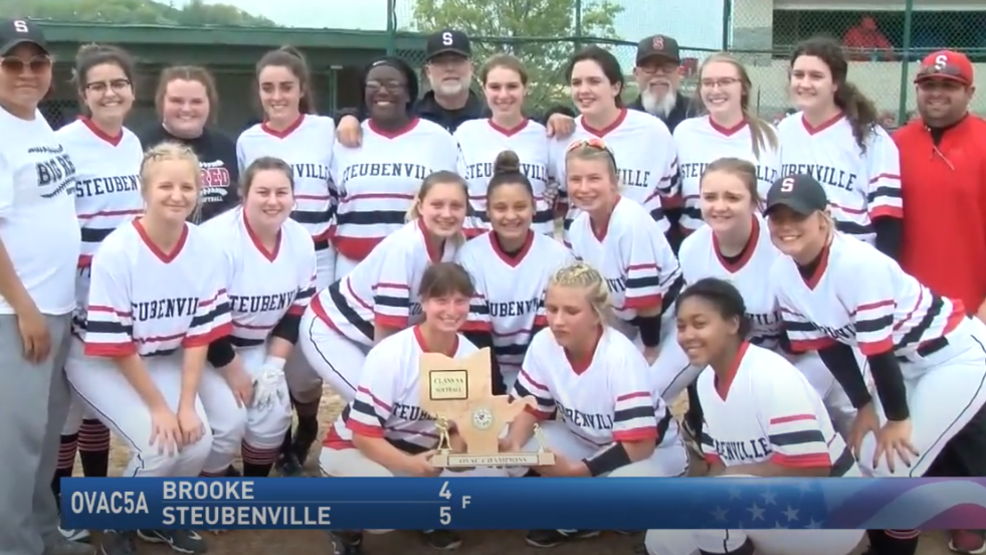 4.29.19 Highlights - Steubenville claims OVAC 5A softball title