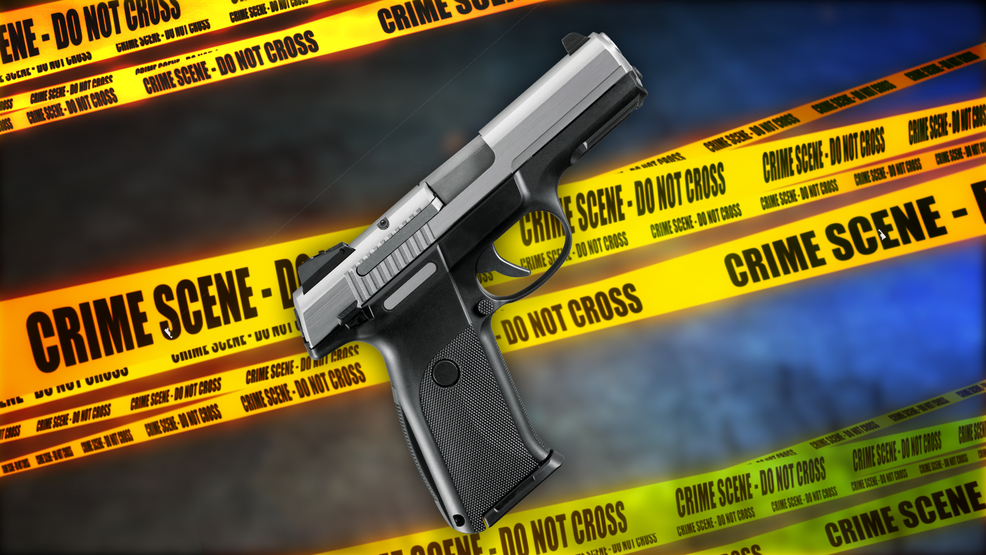 (SBG) Mobile Police: 5-year-old finds gun, injures self