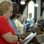 Local church celebrates Mothers' Day raising awareness for immigrant families