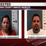 Sunland Park couple arrested on drug trafficking charges