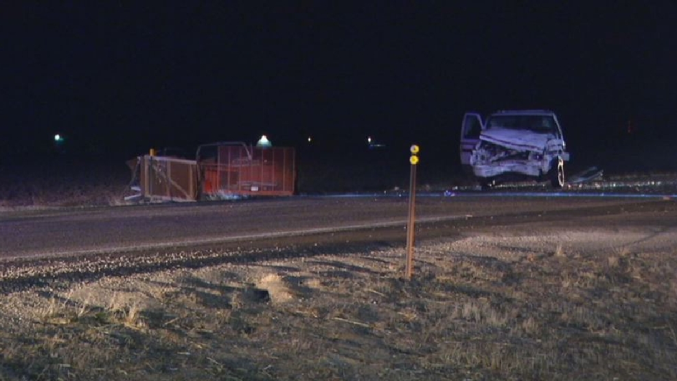 Photos: Nasty crash in Canyon County | KBOI