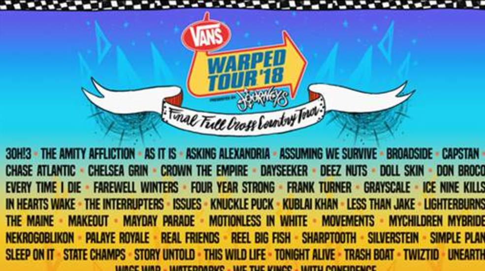 Vans Warped Tour Prices