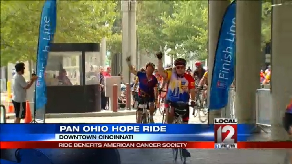 f0d5a7701 Pan Ohio Hope Ride benefits American Cancer Society