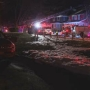 Three hospitalized after Rochester house fire