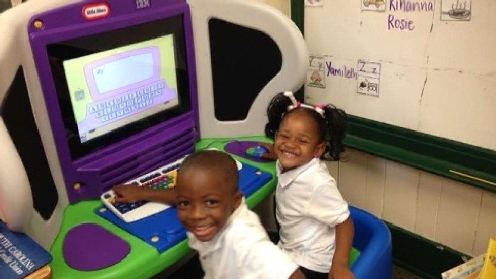 IBM donates Young Explorer computers to Head Start programs | WCIV