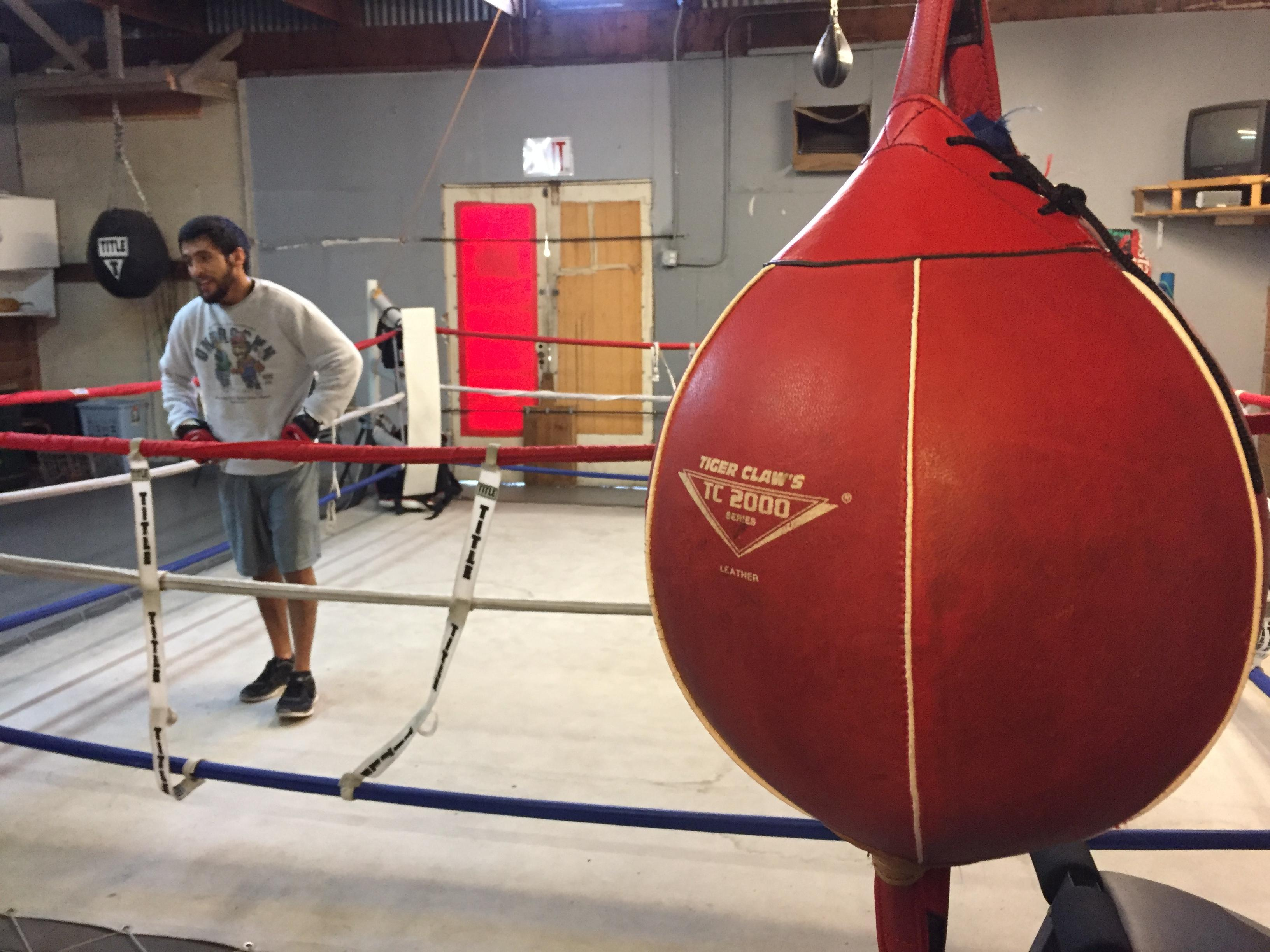 Selma's Samuel Fierro is one of the top amateur MMA fighters in California, after being kicked out of high school and finding himself in and out of jail from age 18 to 22.