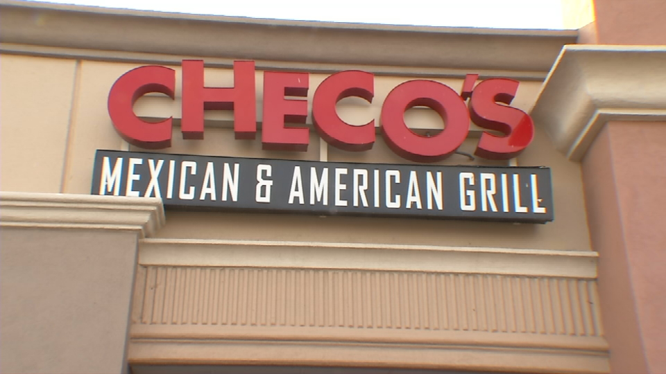 This week's Blue Plate Award goes to Checo's Mexican and American Grill (News 4 San Antonio)<p></p>